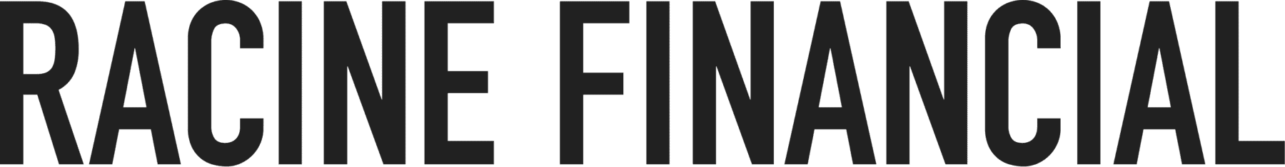 Racine Financial Logo